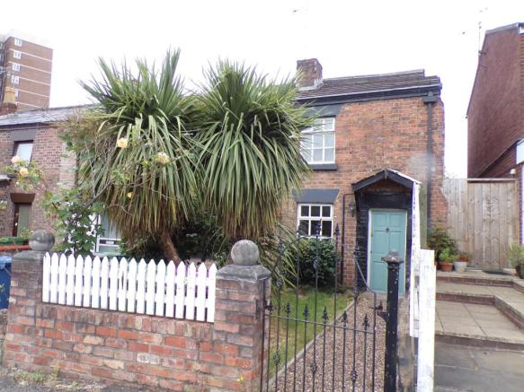 2 bedroom end of terrace house for sale in Rodick Street ...