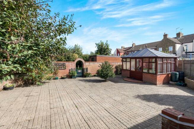 Brick Summer House