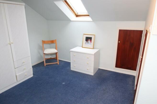 Floor & lined attic