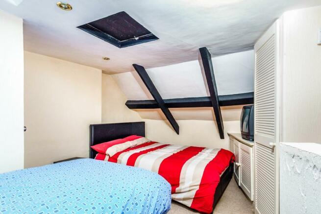 Room Off Bedroom Two