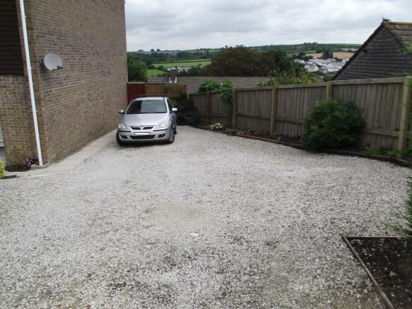 Side Parking Area