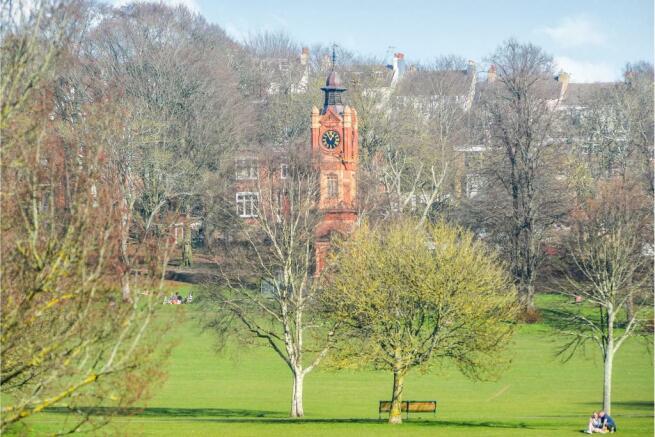 Preston Park Clock T