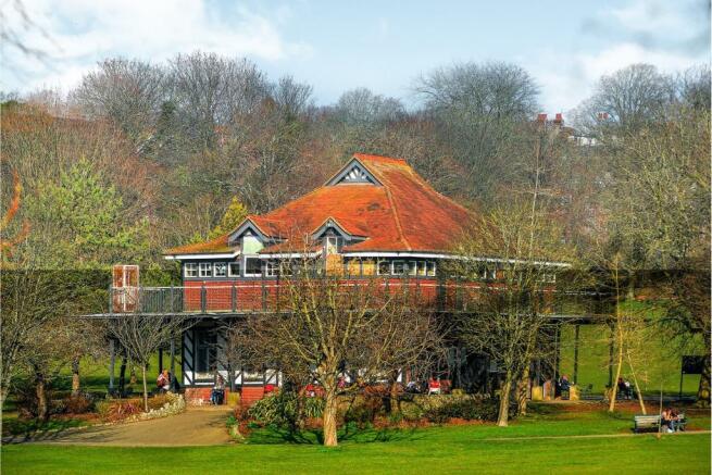 Preston Park Cafe