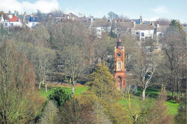 View of Preston Park
