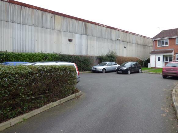 Communal Car Park