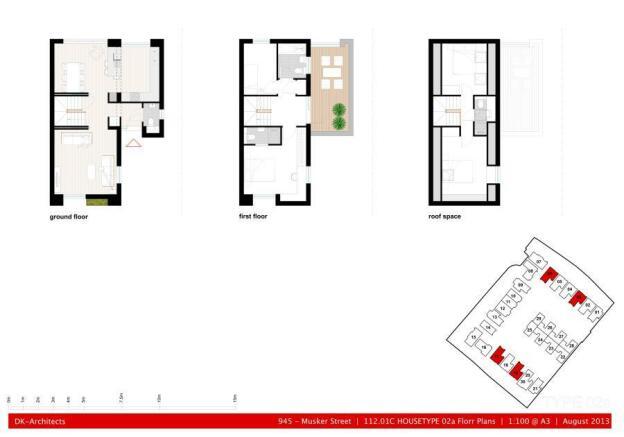 Floorplan - Type 2a