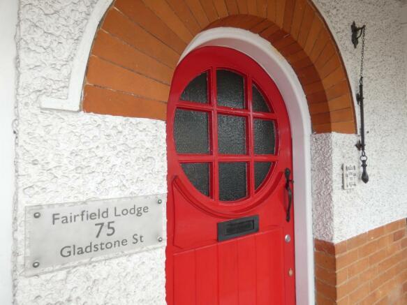 Front Door & Bell