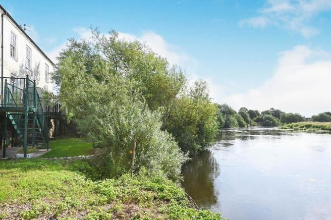 2 Bedroom Terraced House For Sale In Canal Bank Shardlow