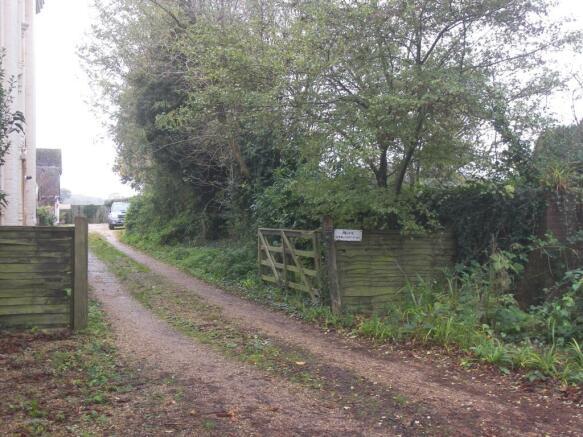 Lane approach