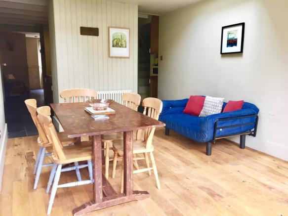 Sun Room/Dining Room