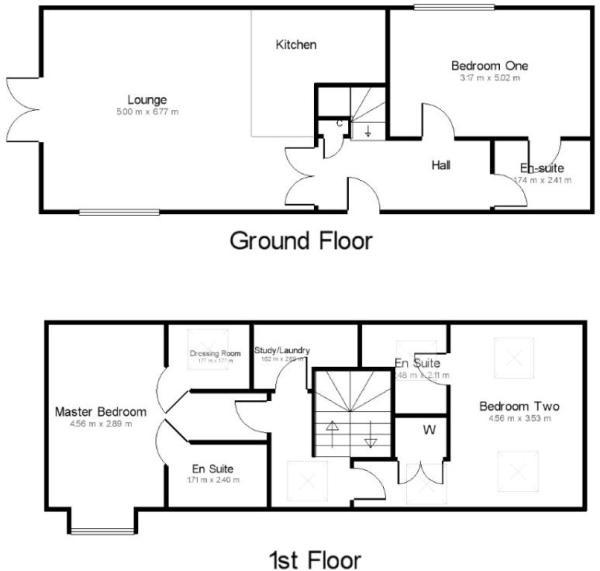Floorplan - Gabroc