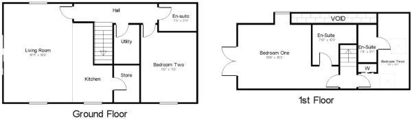 Floorplan - The Barn