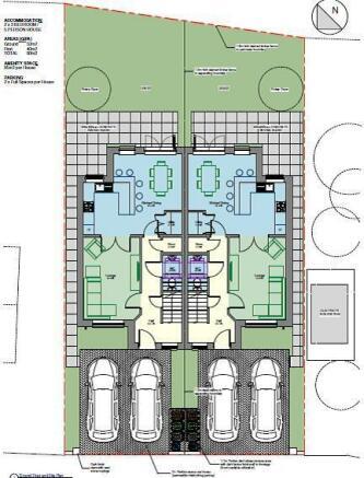 Site Plan/Gr.Floor