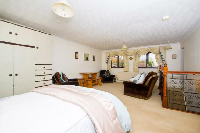 Bedroom Five/Annex