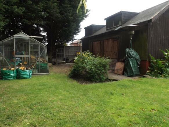 Workshop and Gardens