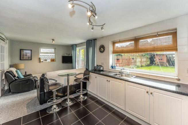 Kitchen /Family Room
