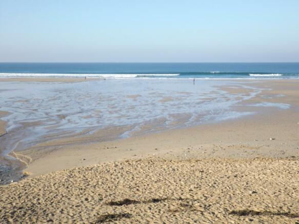 Watergate Beach.