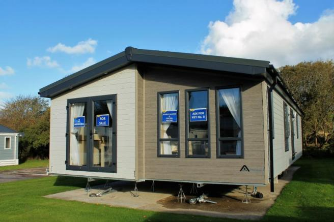 2 bedroom detached house for sale in Newquay View Resort, Trevelgue