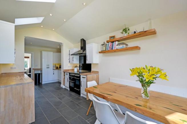 Dining Room To Kitch