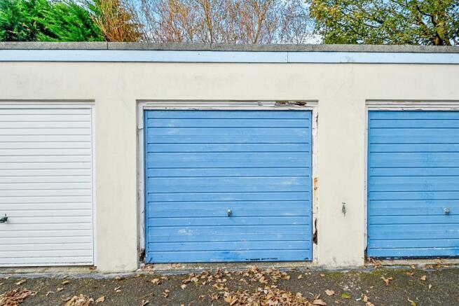 Single Garage En Blo