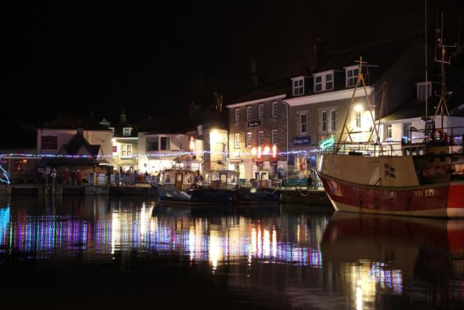 Christmas In Padstow