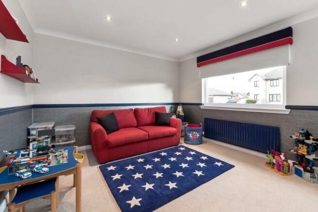 Play Room/Bedroom