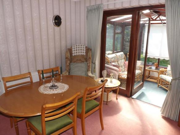 Bedroom 3/ Dining Ro