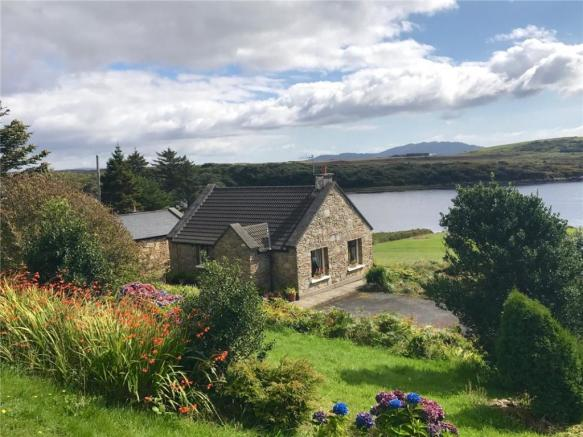 2 bedroom detached house for sale in Stone Cottage, Ardbear