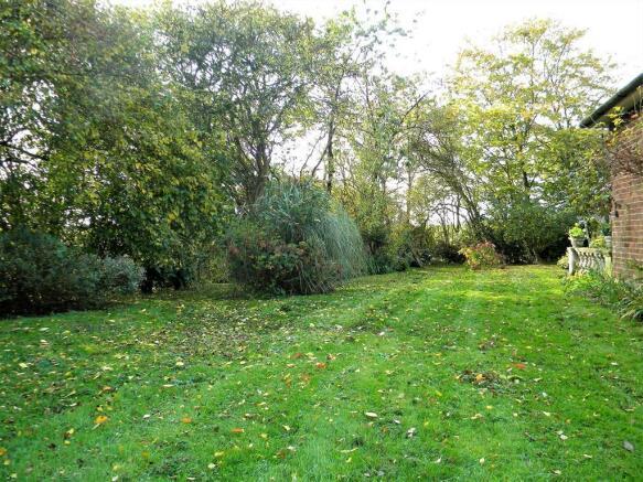 Left Side Garden