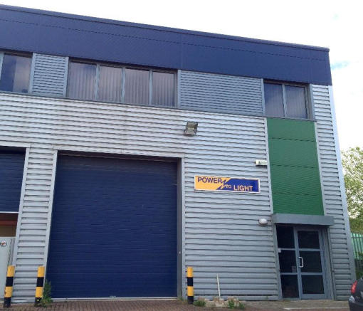 Light Industrial Units In Rugby: Light Industrial To Rent In Trafford Park Unit 3, Platinum