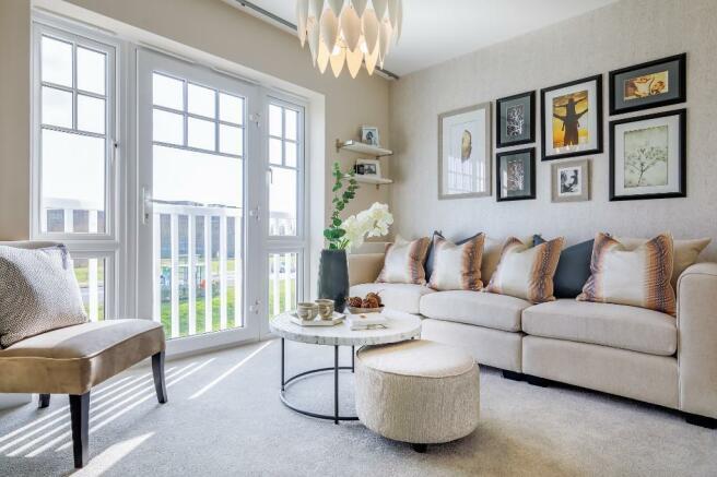 Showhome Living Room