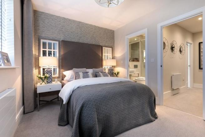 Showhome Bedroom 1