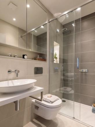 Showhome Bathroom