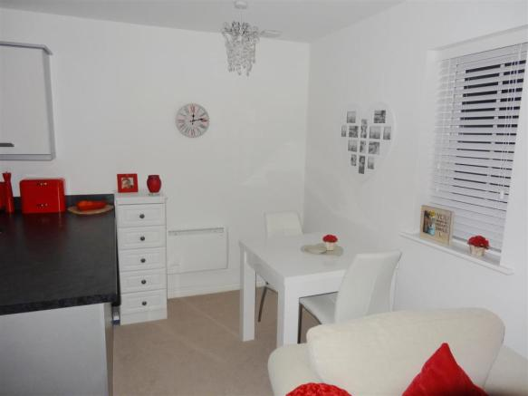 Lounge/Dining Room/Fitted Kitchen