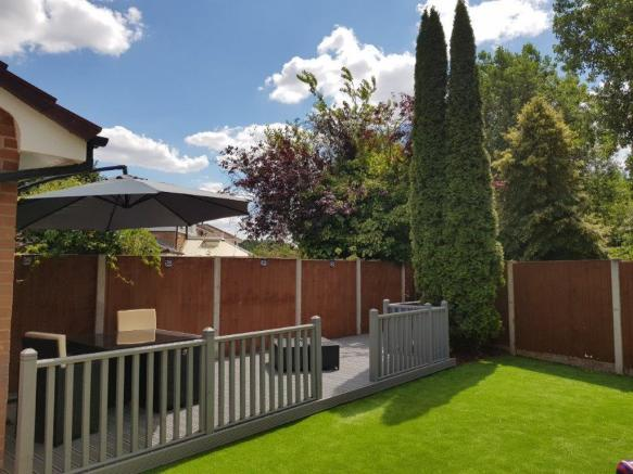 Garden & Sun Terrace