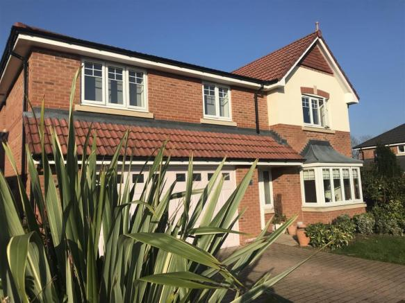 Magnificent 5 Bedroom Detached House For Sale In Chelford Road Download Free Architecture Designs Scobabritishbridgeorg