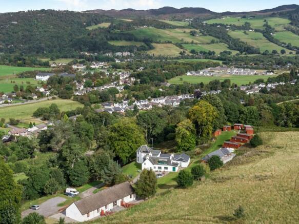 Clunebeg Estate