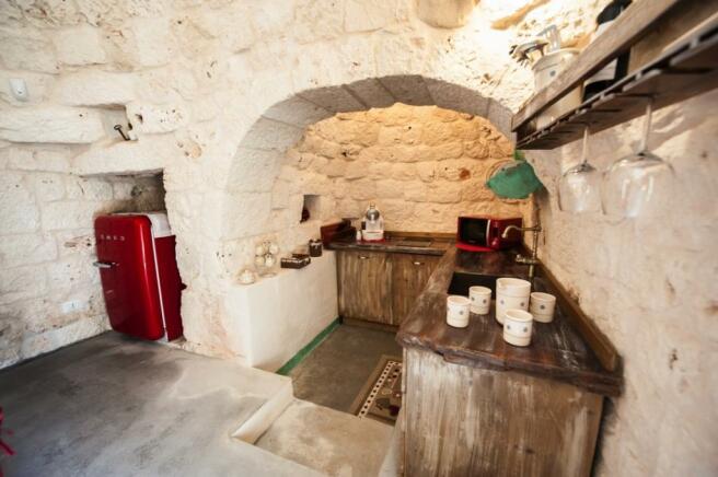 Trullo Kitchen