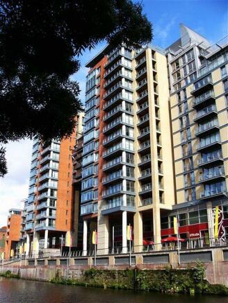 2 bedroom apartment to rent in Leftbank, Spinningfields ...