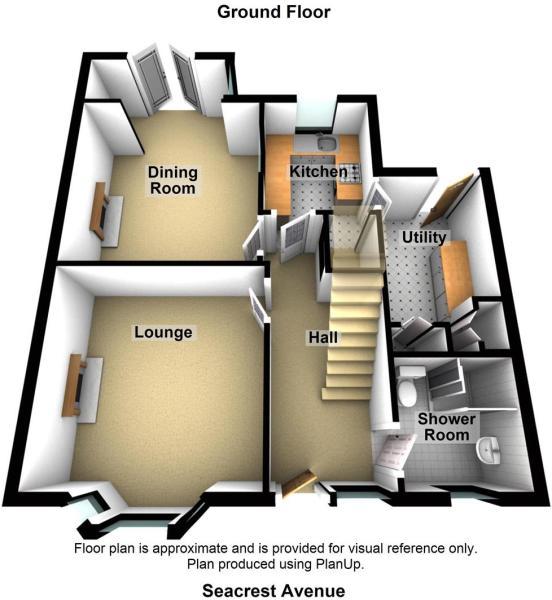 Seacrest Avenue - Floor 0.JPG