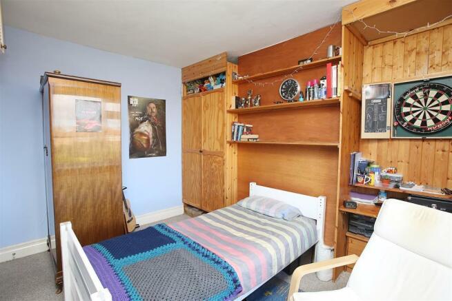 BEDROOM TWO - REAR