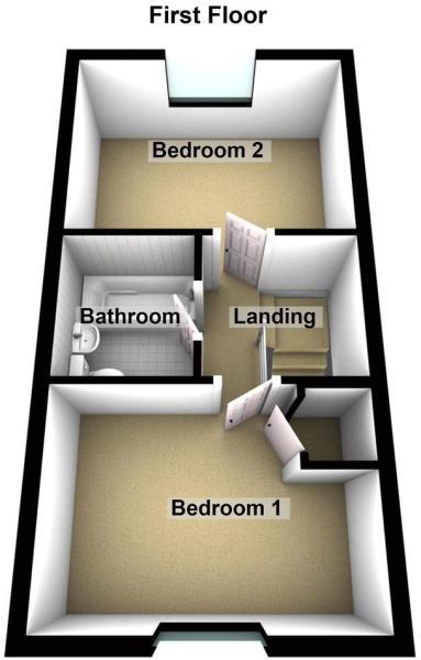 Trevelyan Close - Floor 1.JPG
