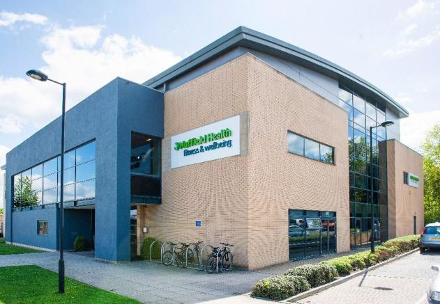 Nuffield Health cent