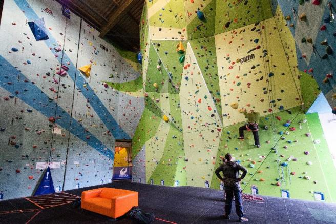 Harrogate Climbing