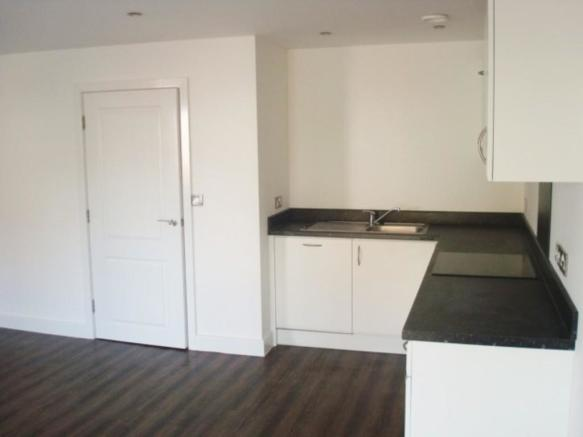 Kitchen/Living Ar...