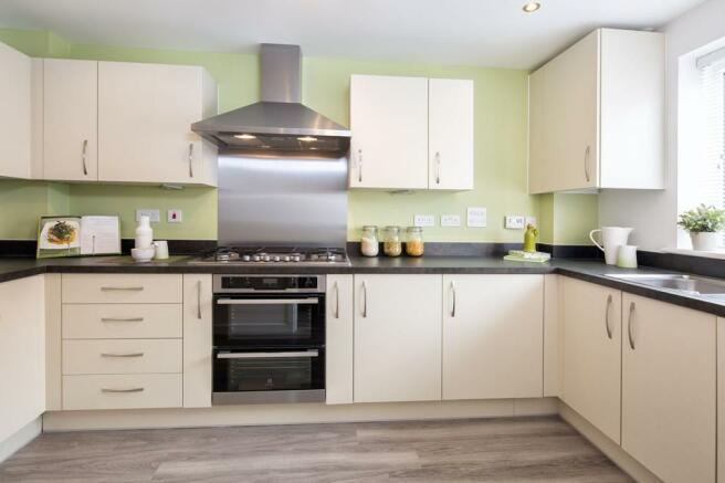 Ibstone kitchen