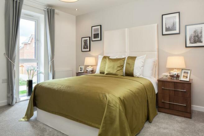 Ibstone bedroom