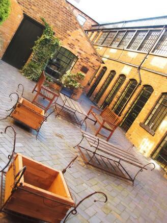 Branston Courtyard