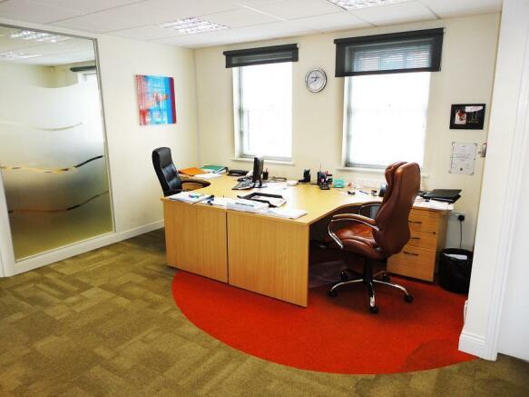 Branston Office Ex