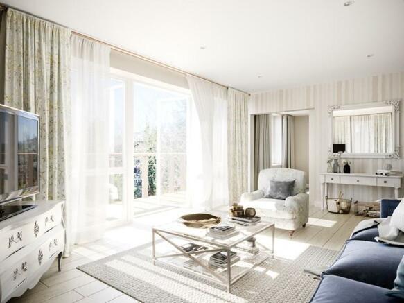 Living Room Villa II